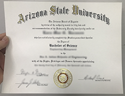 Your Key To Success: Buy Fake Arizona State University Degree