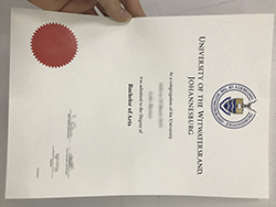 Buy Fake University of the Witwatersrand, Johannesburg Diploma