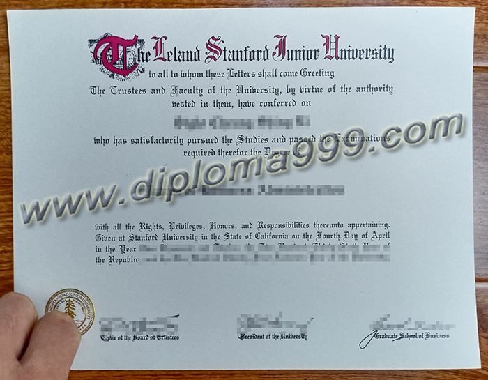 How To Get A Fake Stanford University Diploma in California?