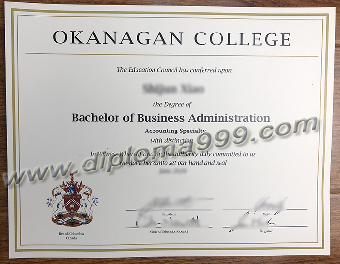 How To Get The Okanagan College Diploma Fastest?