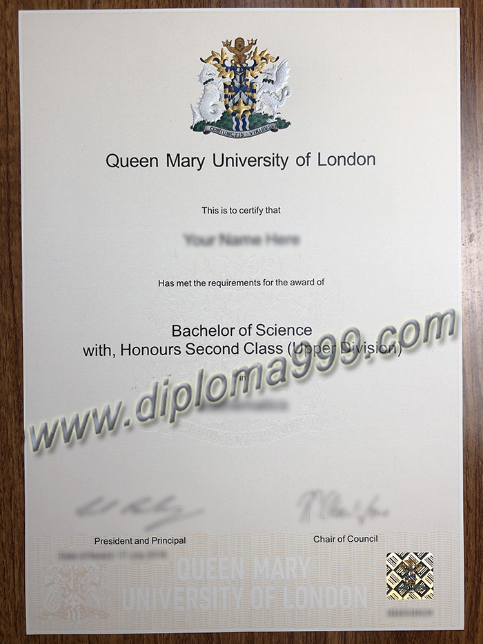 How To Purchase A Fake Queen Mary University of London Diploma?