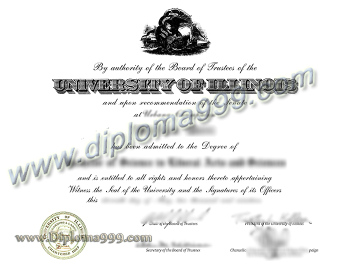 Where Can I Buy A Fake University of Illinois Diploma?