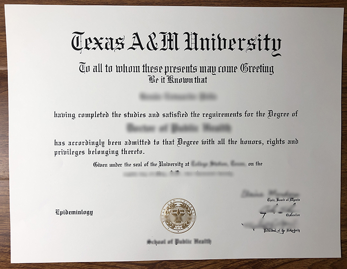 Where Can I Buy A Texas A&M University Degree?