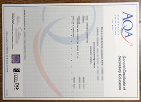 Run AQA GCSE Certificate online. Where Can I Buy AQA GCSE Duplicate Certificate?