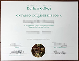 Purchase Durham College Fake Diploma Online.