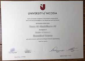 How To Get  A Fake Degree From The University of Nicosia? UNIC Diploma.