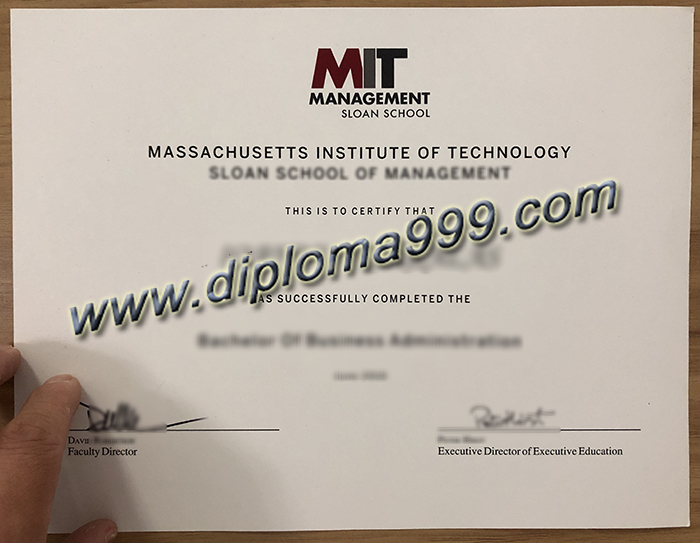 How To Buy Massachusetts Institute of Technology Fake Diploma? MIT Degree