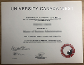 Where can I Buy A Fake Degree From University Canada West? UCW Diploma.