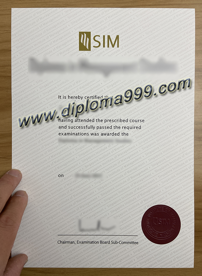 I Need To Buy A Replacement SIM Diploma and Transcripts. Diploma in Management Studies.