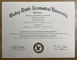 Where Can I Buy Embry-Riddle Aeronautical University (ERAU) Diploma?