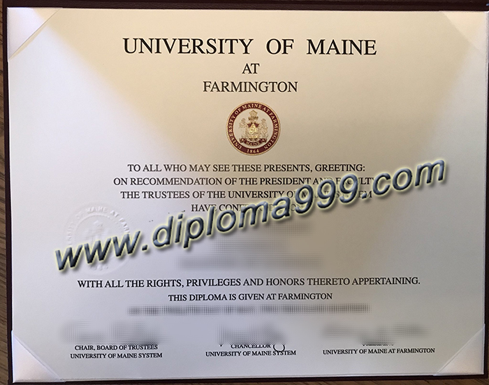 Is there A Way to Help Me Obtain the University of Maine At Farmington (UMF) Diploma Certificate?