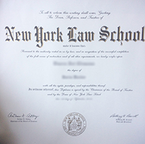 Where Can I Buy A Fake New York Law School (NYLS) Dipoma?