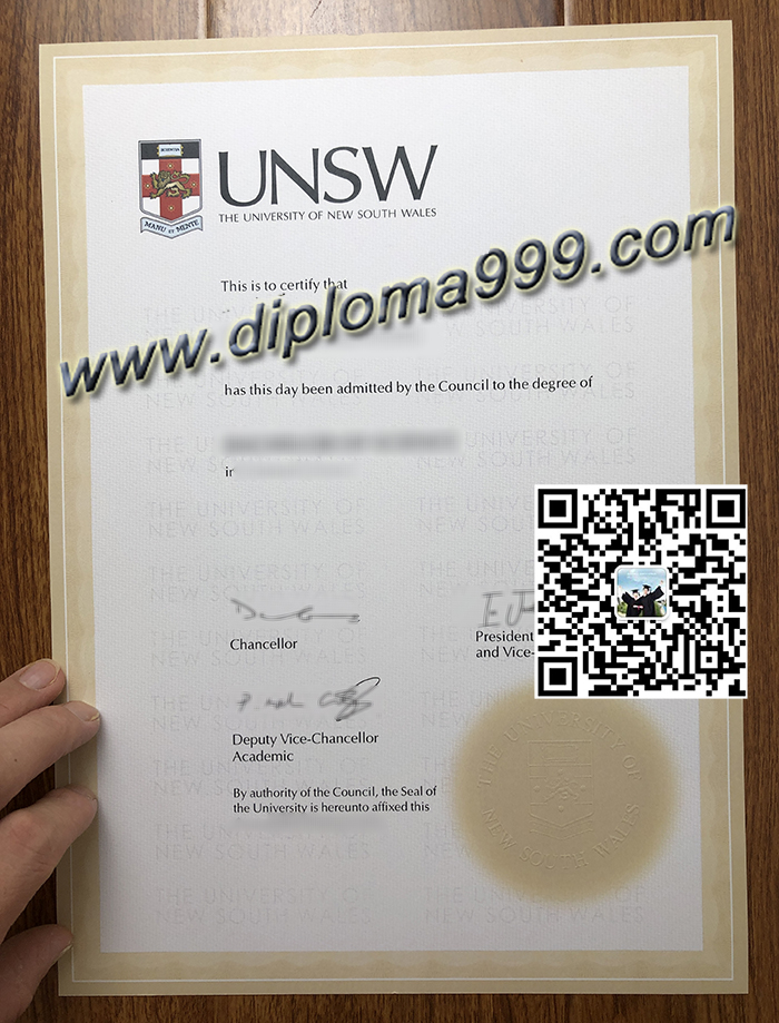 Where are the shops that sell UNSW diplomas? Fake the University of New South Wales Degree.