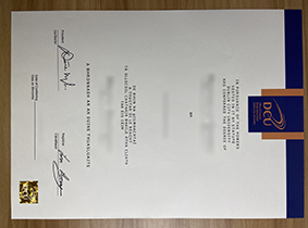 Purchase an MBA degree certificate from DCU Business School. DCU Diploma.