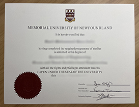 I Am Interested In Getting A Memorial University of Newfoundland Degree. MUN Diploma.