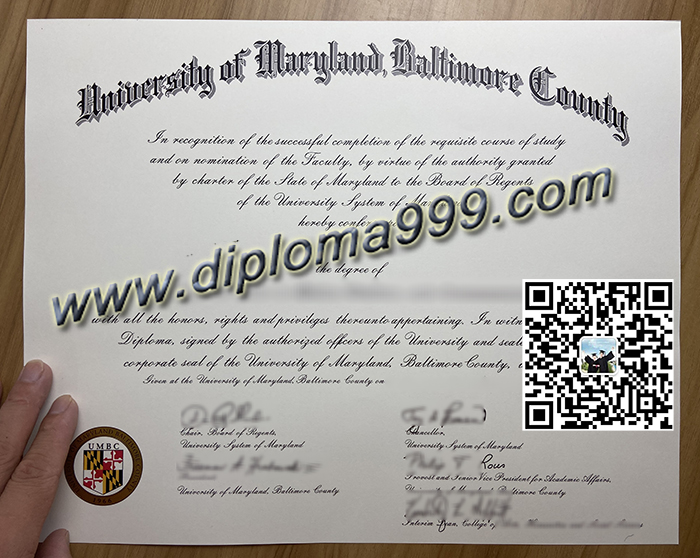 How To Order Your UMBC Diploma? University of Maryland, Baltimore County Degree Certificate.