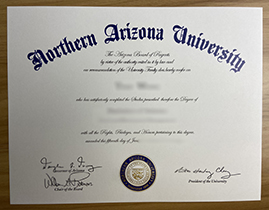 How much Does A NAU Degree Certificate Cost to Send to USA and How Long Does It Take? NAU Diploma.